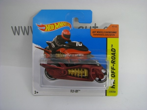 Hot Wheels 2014 Fly-By HW Off-Road 5785 119/250